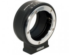 Metabones Nikon G Lens to Sony NEX Camera Lens Mount Adapter (Matte Black)