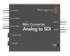 Blackmagic Design Mini Converter Analog to SDI 2