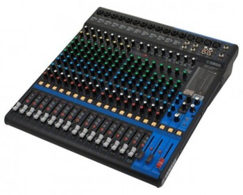 Yamaha MG20XU - 20-Input Mixer with Built-In FX & 2-In/2-Out USB Interface