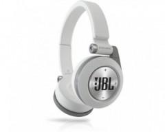 JBL Synchros E40BT Bluetooth On-Ear Cuffia Bluetooth (White)
