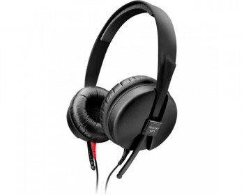 Sennheiser HD 25-SP II On-Ear Closed-Back Monitoring Headphones