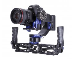 Nebula 4200 5-Axis Gyroscope Stabilizer for Canon 5DSR/5D3 and Mirroless