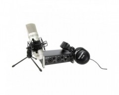 Tascam Trackpack 2x2 Recording