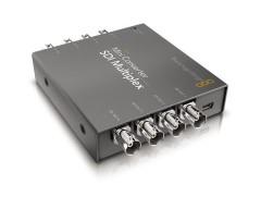 Mini Converter - SDI Multiplex Dual 4K 3G o Quad 4K 1.5G