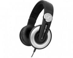 Sennheiser HD 205-II DJ-Style Headphones, cuffia stereo dinamica chiusa, tipo sovraurale