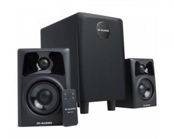 M-Audio AV32.1 2.1-Channel Powered Speaker System
