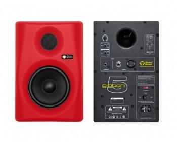 "Monkey Banana Gibbon 5 Red Monitor Attivo 5 1/4"" 45W+35W (Single)"
