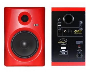 "Monkey Banana Gibbon 8 Red Monitor Attivo 8"" 80W+30W (Single)"