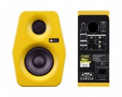 "Monkey Banana Turbo 4 Yellow Monitor Attivo 4"" 30W+20W (Single)"