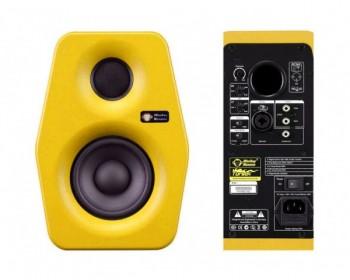 "Monkey Banana Turbo 4 Yellow Monitor Attivo 4"" 30W+20W (Single)"
