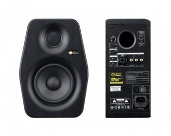 """Monkey Banana Turbo 5 Black Monitor Attivo 5"""" 50W+30W (Single)"""