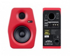 "Monkey Banana Turbo 5 Red Monitor Attivo 5"" 50W+30W (Single)"