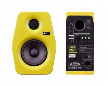 "Monkey Banana Turbo 5 Yellow Monitor Attivo 5"" 50W+30W (Single)"