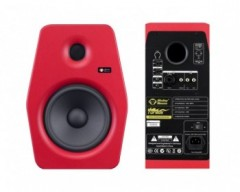 "Monkey Banana Turbo 6 Red Monitor Attivo 6"" 60W+30W (Single)"