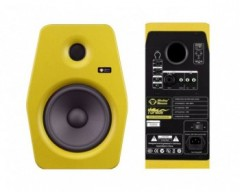 "Monkey Banana Turbo 6 Yellow Monitor Attivo 6"" 60W+30W (Single)"