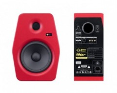"Monkey Banana Turbo 8 Red Monitor Attivo 8"" 80W+30W (Single)"