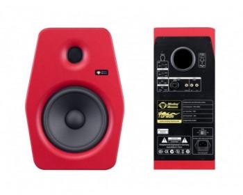 "Monkey Banana Turbo 8 Red Monitor Attivo 8"" 80W+30W (Single)"