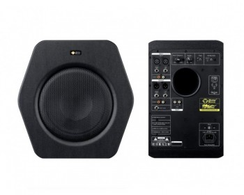 "Monkey Banana Turbo 10s Subwoofer Black Sub Woofer 10"" 300W"
