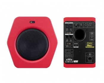 "Monkey Banana Turbo 10s Subwoofer Red Sub Woofer 10"" 300W"