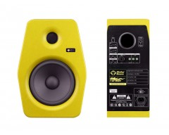 "Monkey Banana Turbo 8 Yellow Monitor Attivo 8"" 80W+30W (Single)"