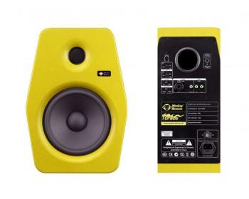"Monkey Banana Turbo 8 Yellow Monitor Attivo 8"" 80W+30W (Single)"
