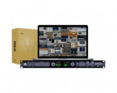 Apogee Electronics Ensemble 30 x 34 Thunderbolt Audio Interface + Waves Gold Plug-in Bundle