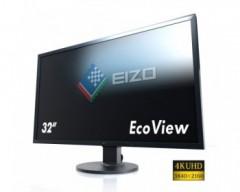 EIZO EcoView EV3237-BK Nero 4k Ultra High Definition