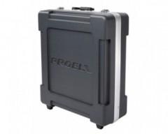 "PROEL FOABSMIX12 custodia professionale a rack 19"" per mixer 12U con sistema ""pop-up"" per la regolazione dell'inclinazione"