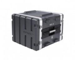 PROEL FOABSR8U custodia a rack 19' - 8 unità - realizzata in 'Polietilene FORCE'. Profondità interna utile: 420 mm