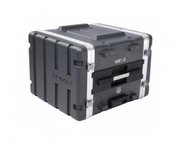 PROEL FOABSR10U custodia a rack 19' - 10 unità - realizzata in 'Polietilene FORCE'. Profondità interna utile: 420 mm