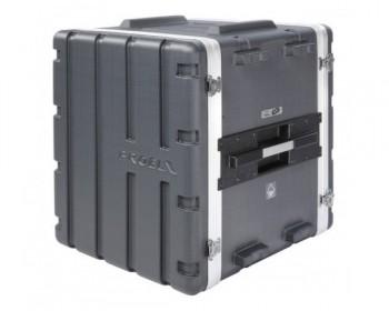 PROEL FOABSR12U Custodia a rack 19' - 12 unità - realizzata in 'Polietilene FORCE'. Profondità interna utile: 420 mm