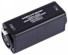 Neutrík NADITBNC-F - AES/EBU BNC adapter