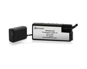 "Switronix GP-DV-A7S Powerbase Cable per Sony A7S Camera (12"")"