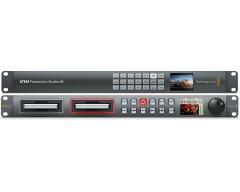Blackmagic ATEM 4K Bundle BNDL/HD12GTVST4K - ATEM Production Studio 4K e HyperDeck Studio 12G