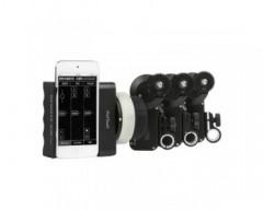 Ikan Remote Air Pro Three Channel Wireless Follow Focus w/ Apple iPhone
