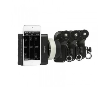 Ikan Remote Air Pro Three Channel Wireless Follow Focus w/ Apple iPhone