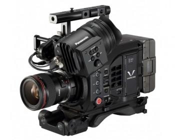 Panasonic VariCam LT (AU-V35LT1G) 4K EF Mount Super 35 Cinema Video Ca