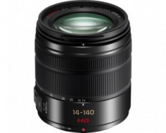 PANASONIC H-FS14140E Lumix G Vario 14-140 mm f/3.5-5.6 ASPH POWER O.I.S. Telephoto Zoom Lens