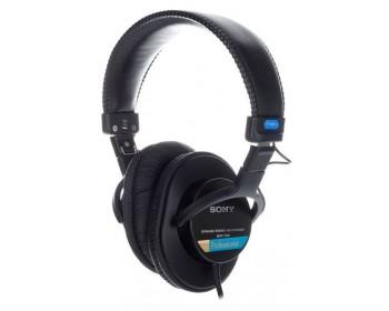 Sony MDR-7506/1 cuffia dinamica chiusa, jack 6,3 mm Stereo