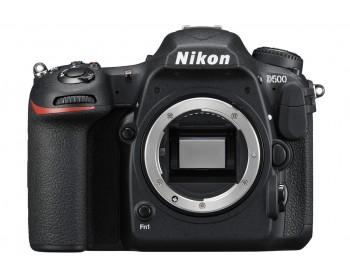 Nikon D500 20.9 Megapixel APS-C 4K