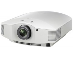 Sony VPL-HW40ES Bianco Proiettore per Home Cinema Full HD 3D conveniente con pannelli SXRD