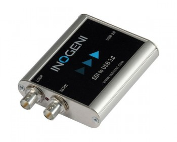 INOGENI USB 3.0 SDI Video Capture Card