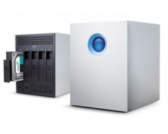LaCie 5big Thunderbolt 2 40TB (7.200 RPM) Cavo incl.