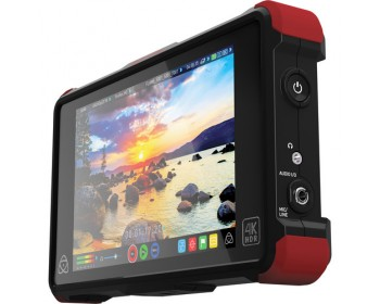 Atomos Ninja Flame HDMI 4K Monitor/Recorders HDR (travel case)