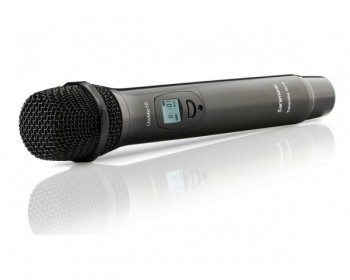 Saramonic HU9 - 96-Channel Digital UHF Wireless Handheld Microphone with Integrated Transmitter for UwMic9 System