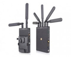 Swit S-4904 SDI/HDMI 700m Wireless Transmission System with V-mount Plate