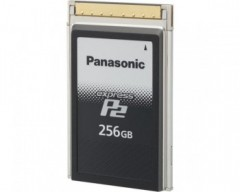 Panasonic 256GB expressP2 Memory Card