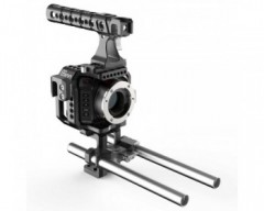 8Sinn BMCC Micro Cage + Top Handle Pro for Blackmagic Micro Cinema Camera