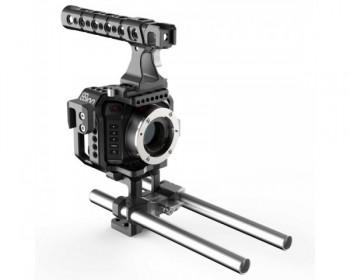 8Sinn BMCC Micro Cage + Top Handle Pro for Blackmagic Micro Cinema Camera