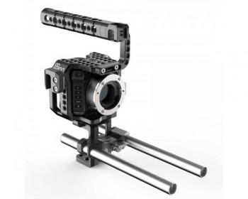 8Sinn BMCC Micro Cage + 8Sinn Top Handle Basic + Universal Rods Support